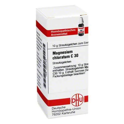 Magnesium chloratum C 30 Globuli - 1