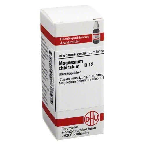 Magnesium chloratum D 12 Globuli - 1