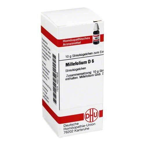 DHU Millefolium D 6 Globuli - 1