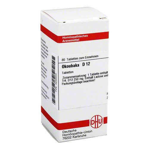 DHU Okoubaka D 12 Tabletten - 1