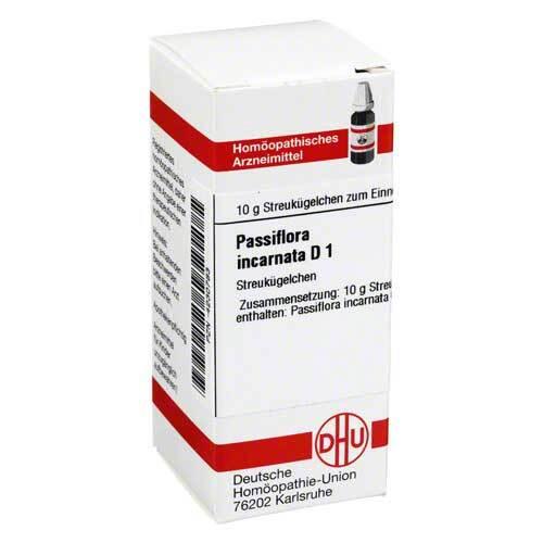 DHU Passiflora incarnata D 1 Globuli - 1