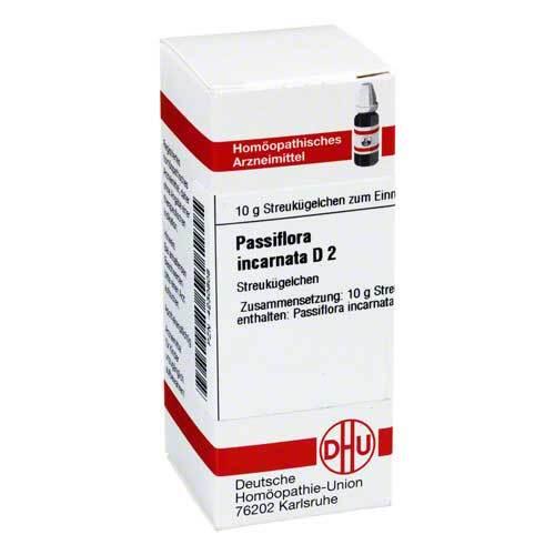 DHU Passiflora incarnata D 2 Globuli - 1