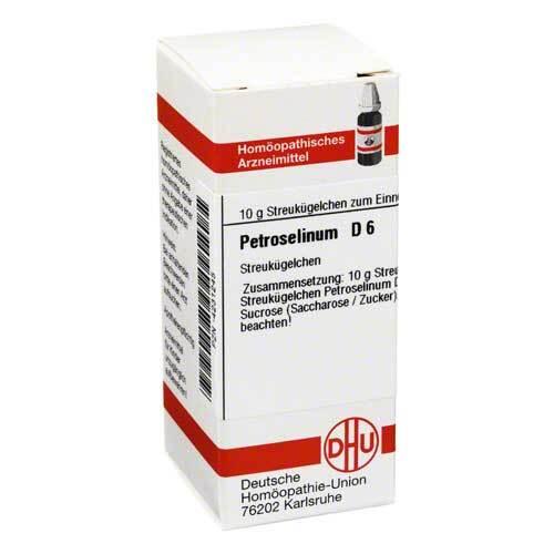 Petroselinum D 6 Globuli - 1