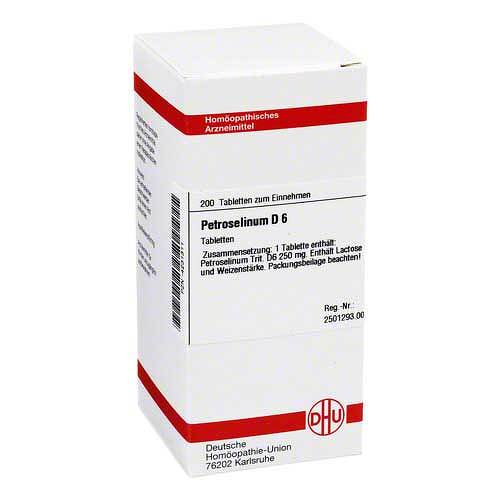 DHU Petroselinum D 6 Tabletten - 1