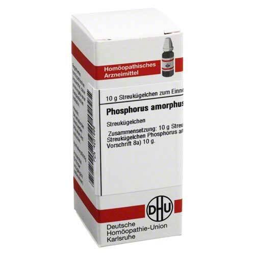 Phosphorus amorph. D 12 Globuli - 1