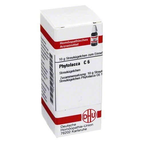 Phytolacca C 6 Globuli - 1