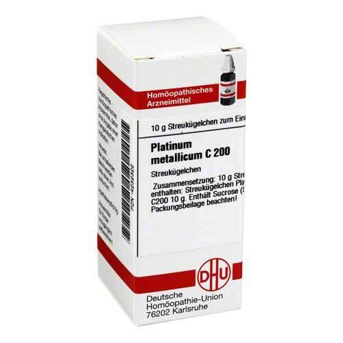 DHU Platinum metallicum C 200 Globuli - 1