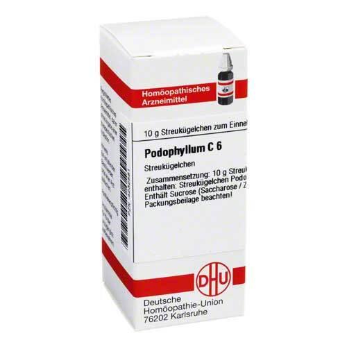 Podophyllum C 6 Globuli - 1