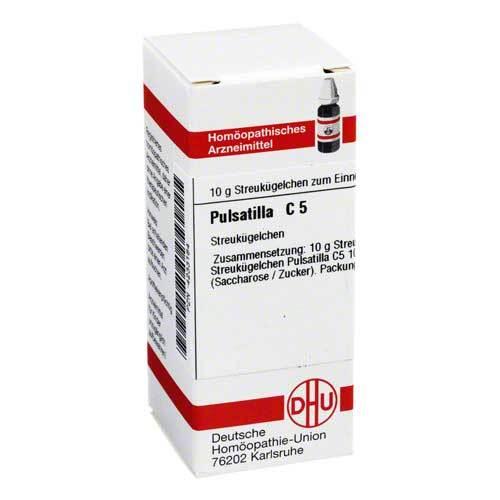 DHU Pulsatilla C 5 Globuli - 1