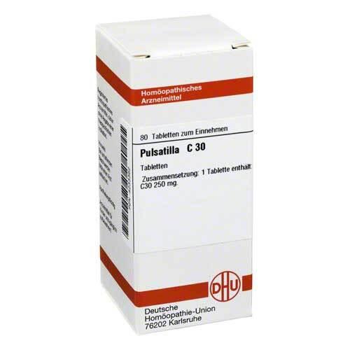 DHU Pulsatilla C 30 Tabletten - 1