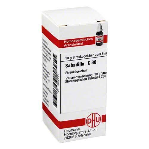 DHU Sabadilla C 30 Globuli - 1