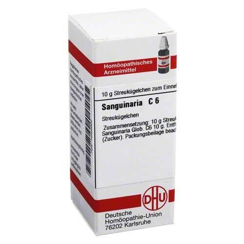 Sanguinaria C 6 Globuli - 1