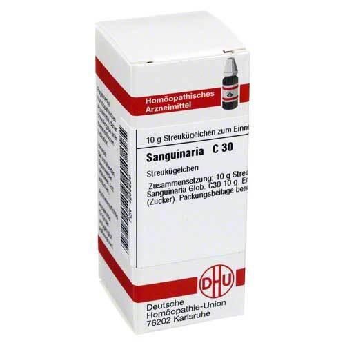 DHU Sanguinaria C 30 Globuli - 1