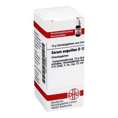 Serum Anguillae D 12 Globuli - 1