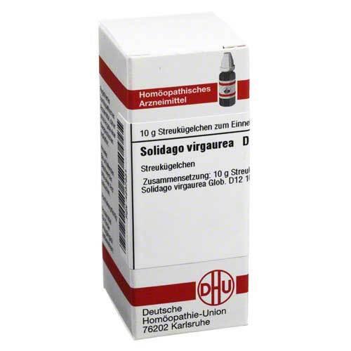 Solidago virgaurea D 12 Globuli - 1