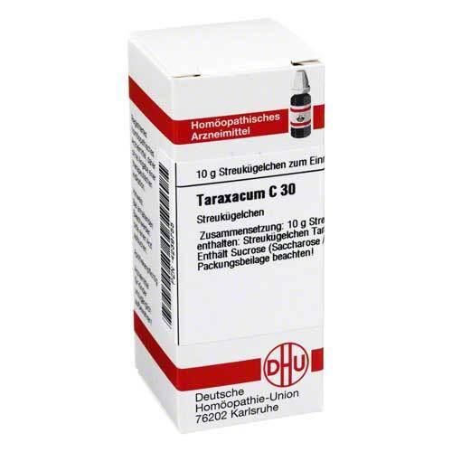 DHU Taraxacum C 30 Globuli - 1