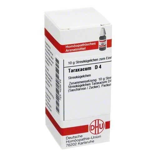 Taraxacum D 4 Globuli - 1