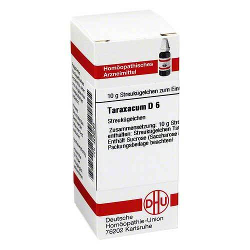 DHU Taraxacum D 6 Globuli - 1