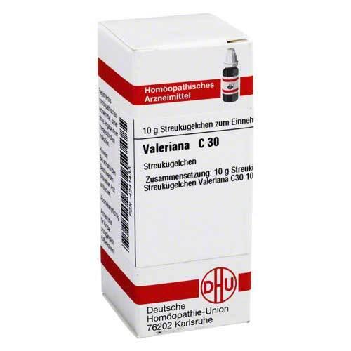 Valeriana C 30 Globuli - 1