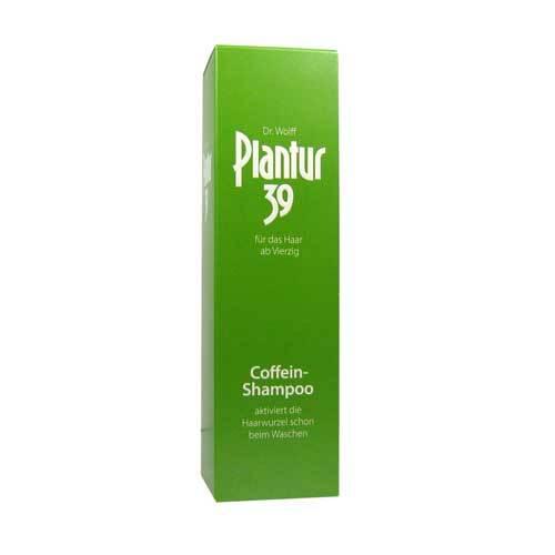 Plantur 39 Coffein Shampoo - 1