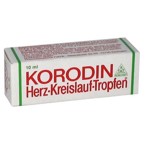 Korodin Herz-Kreislauf-Tropfen - 1