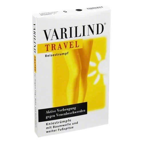Varilind Travel Kniestrümpfe BW S - 1