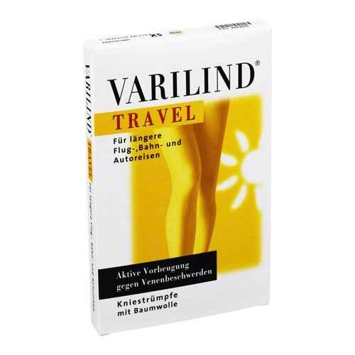 Varilind Travel Kniestrümpfe BW XS - 1