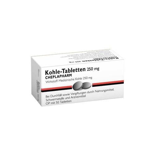 Kohle Tabletten - 1