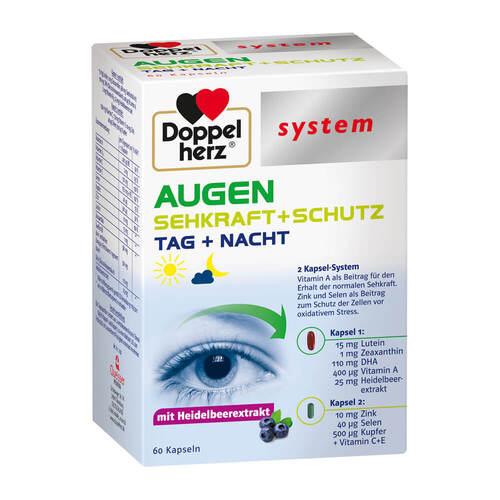 Doppelherz system Augen Sehkraft+Schutz Kapseln - 1