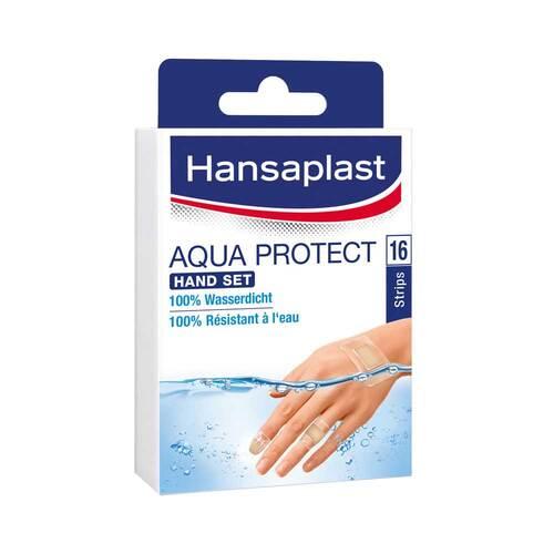 Hansaplast Aqua Protect Pflaster Hand Set - 1