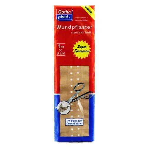 Gothaplast Wundpflaster standard 1mx - 1