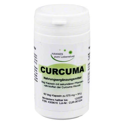 Curcuma Vegi Kapseln - 1