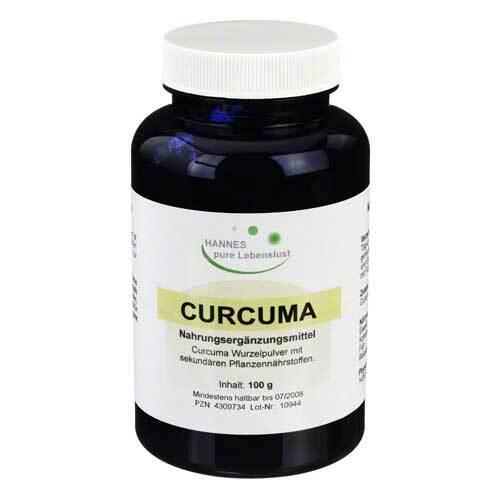 Curcuma Pulver - 1