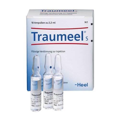 Traumeel S Ampullen - 1