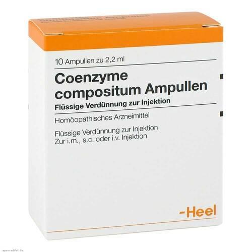 Coenzyme compositum Ampullen - 1