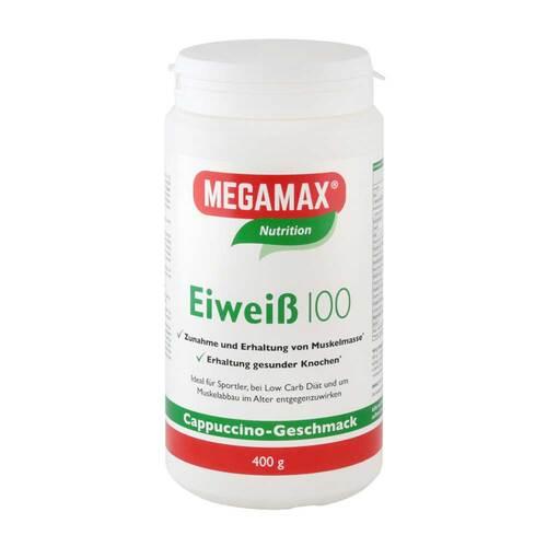 Eiweiss 100 Cappuccino Megam - 1