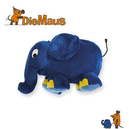 Wärmflasche Elefant - 1
