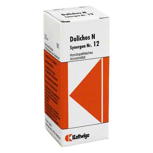 Synergon 12 Dolichos N Tropf - 1