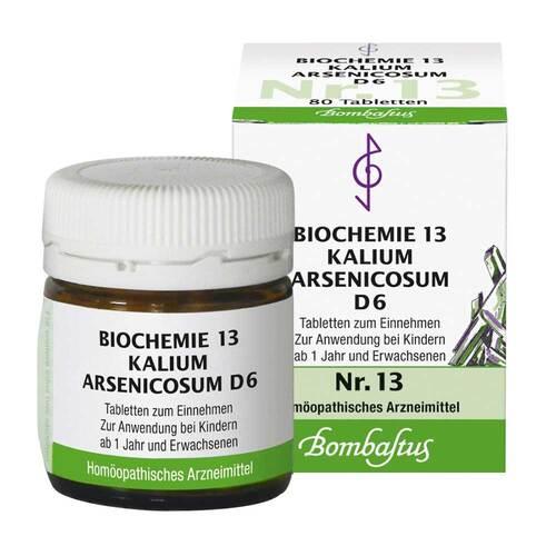 Biochemie 13 Kalium arsenicosum D 6 Tabletten - 1