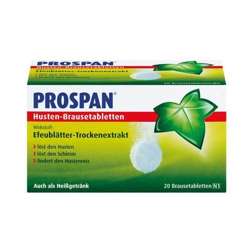 Prospan Husten Brausetabletten - 1