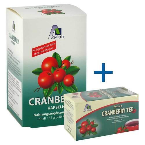 Cranberry Kapseln 400 mg - 1