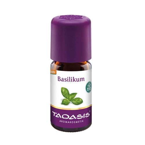 Basilikum Öl Bio Demeter - 1