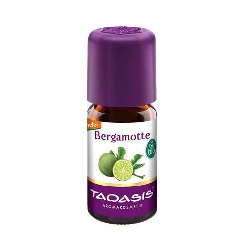 Bergamotte Öl Bio Demeter - 1