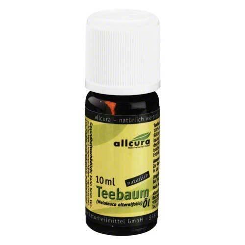 Teebaum Öl kbA - 1