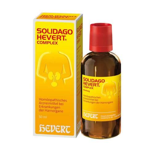 Solidago Hevert Complex Tropfen - 1