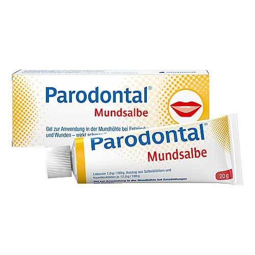 Parodontal Mundsalbe - 1