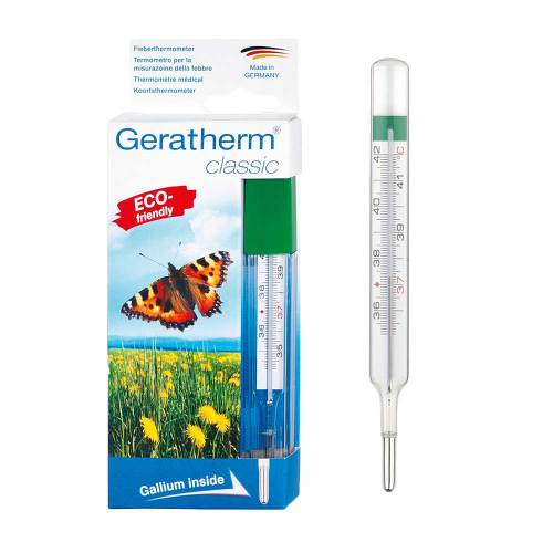 Geratherm Fieberthermometer ohne Quecksilber classic - 1