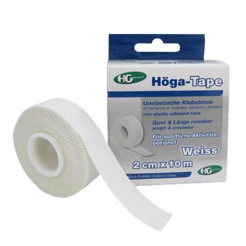 Höga Tape 2 cm x 10 m weiß - 1
