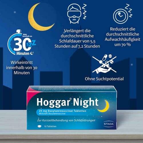 Hoggar Night Tabletten - 3