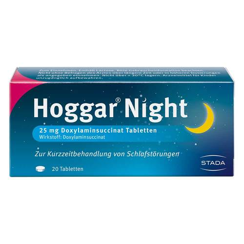 Hoggar Night Tabletten - 1
